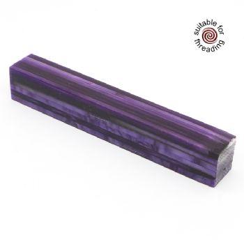 Cullinore Acrylique Blackberry Macaroon pen blank